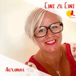 1:1 Gespräch mit Alexandra Ballhorn