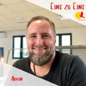 1:1 Gespräch mit Armin Ballhorn