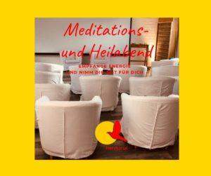 Meditations- und Heilabend Köln